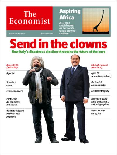 Economist 2. März 2013